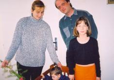 Rodina Dařílkova