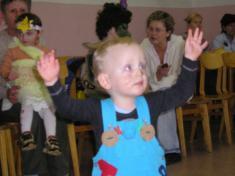 Dětský karneval březen 2007