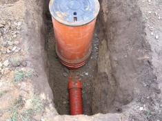 Kanalizační přípojky realizované firmou NOZ