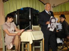 Divadelní představení Mravnost marnost