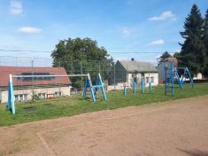 Brigáda - dětské hřiště